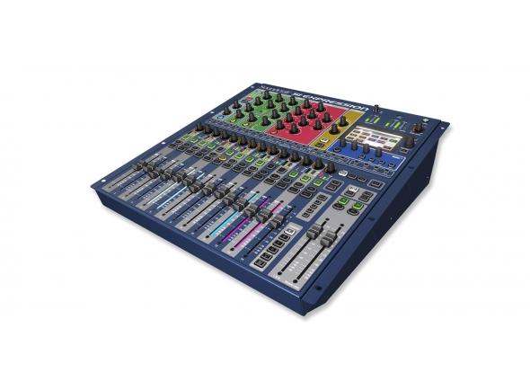 Mesas de mistura digitais Soundcraft SiEx1