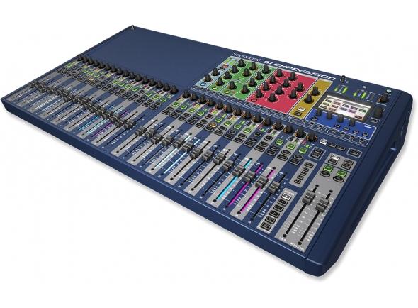 Mesas de mistura digitais Soundcraft SiEx3