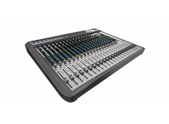 Mesa de Mistura Analógica Soundcraft Signature 22MTK