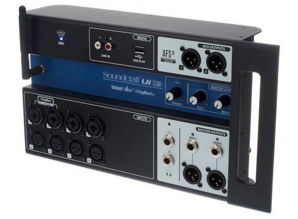 Mesas de mistura digitais/Mesas de mistura digitais Soundcraft Ui12