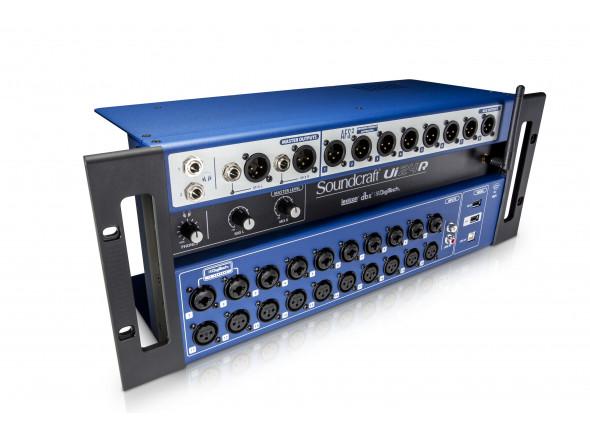 B-stock Mesas de mistura digitais Soundcraft Ui24R B-Stock