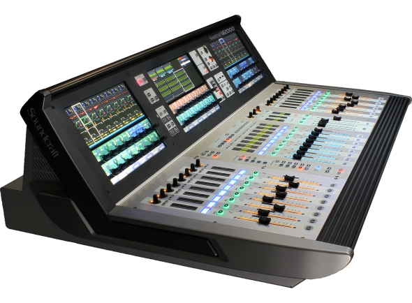 Mesas de mistura digitais Soundcraft Vi 2000