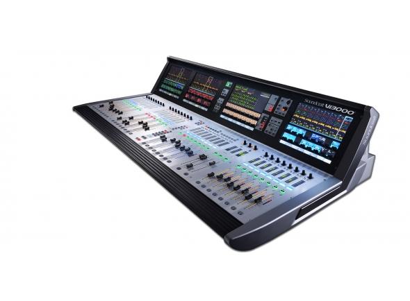 Mesas de mistura digitais Soundcraft Vi 3000