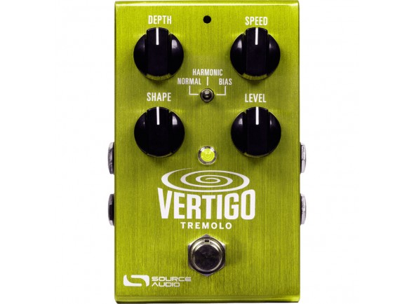 Vibrato e Tremolo Source Audio SA 243 - One Series Vertigo Tremolo