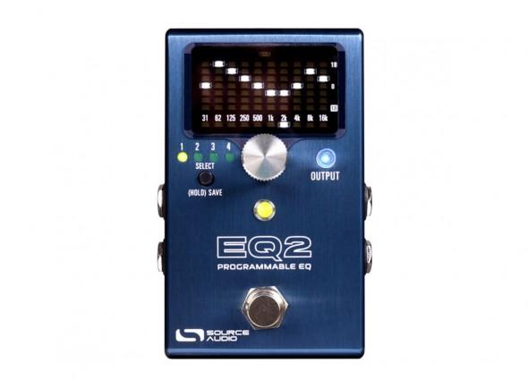 Equalizadores Source Audio SA 270 - One Series EQ2