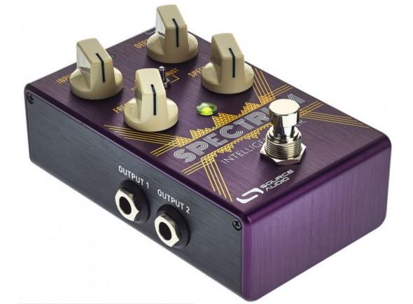 Outros efeitos para guitarra elétrica Source Audio Spectrum Intelligent Filter