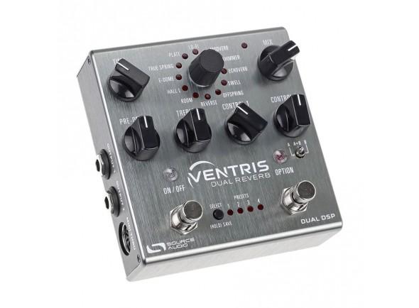 Efeitos reverb e hall Source Audio Ventris Dual Reverb