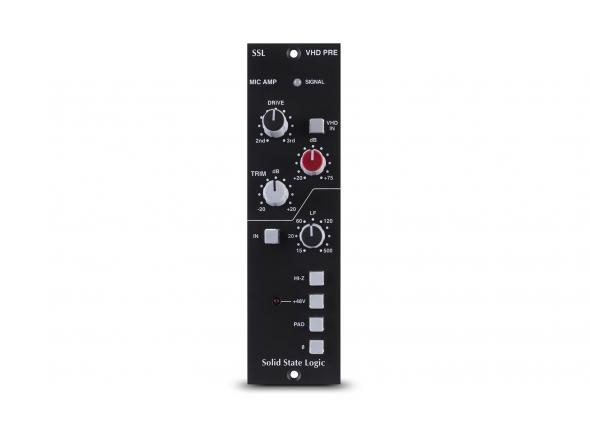 Processamento de sinal SSL 500-Series VHD Preamp