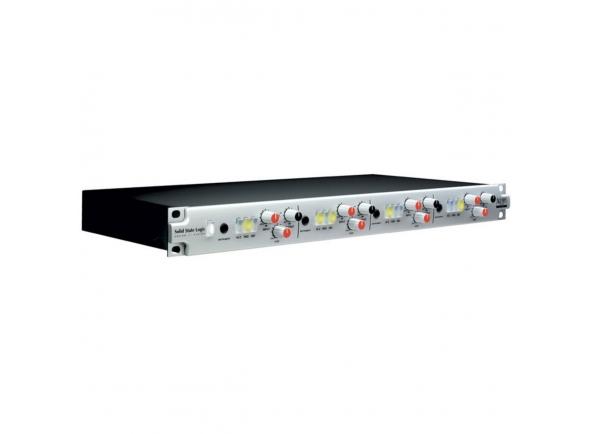 Pré-amplificador SSL X Logic Alpha VHD Pre