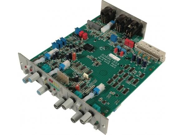 Compressores, Gates e De-esser SSL X-Rack Dynamics Module