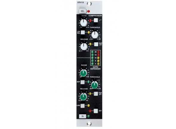 Compressores, Gates e De-esser SSL X-Rack E-Series Dynamics