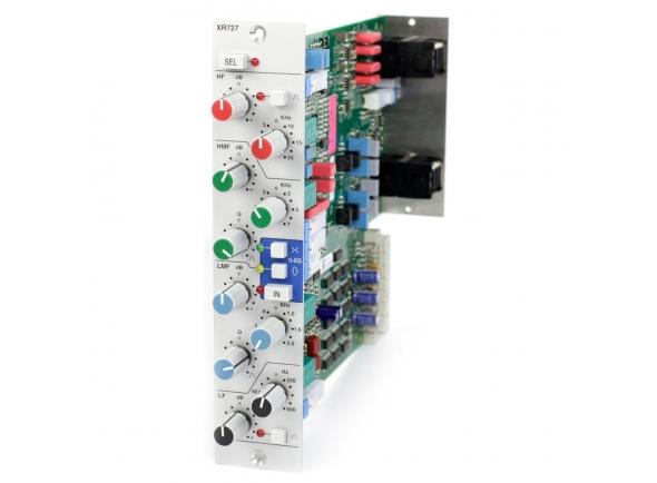Equalizadores gráficos SSL X-Rack Stereo EQ Module