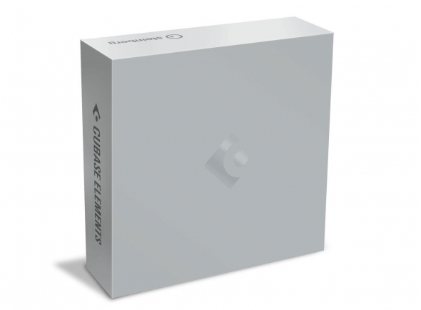 Hardware e Software para computadores Steinberg Cubase Elements 10.5