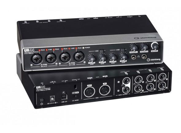 Interface Áudio USB Steinberg UR44 B-Stock