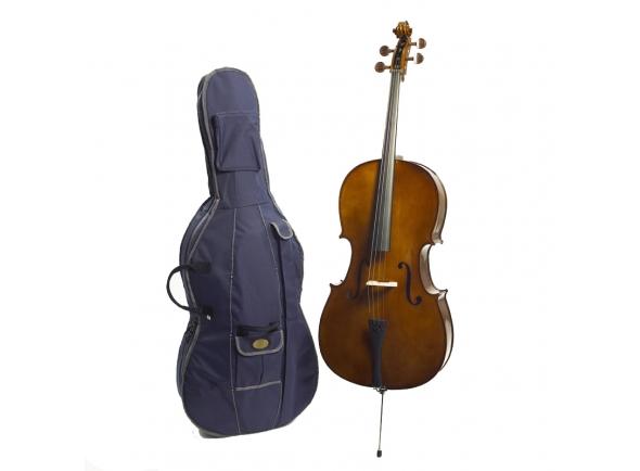 Violoncelo 4/4/Violoncelo Stentor SR1102 Cello Student I 4/4