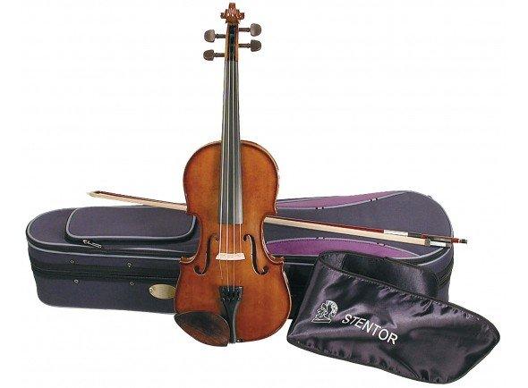 Violino 1/2/Violino Stentor SR1500 Student II 1/2