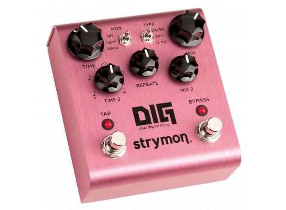 Delays / Echos Strymon Dig Dual Digital Delay