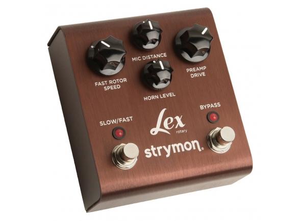 Outros efeitos para guitarra elétrica Strymon Lex