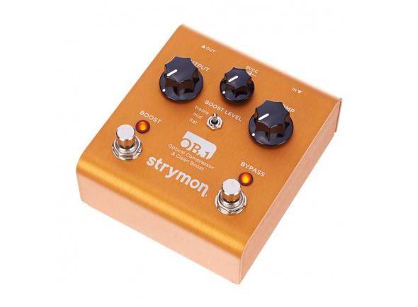 Outros efeitos para guitarra elétrica Strymon OB.1
