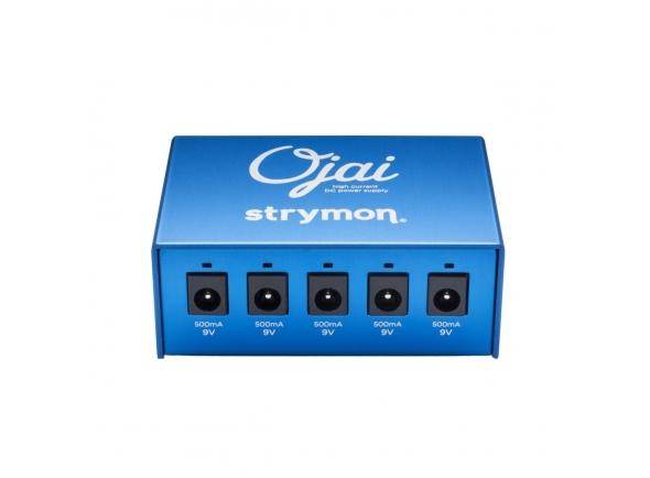 Cabos/Transformadores alimentadores Strymon Ojai Expansion Kit