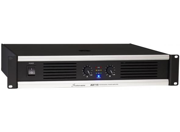 Amplificadores Studiomaster AX215