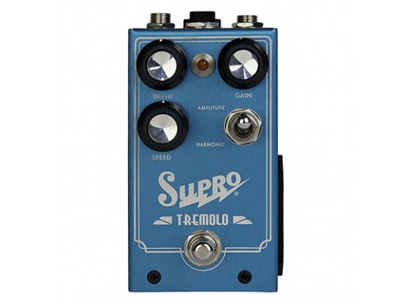 Pedal para Cajon/Outros efeitos para guitarra elétrica Supro 1310 Tremolo