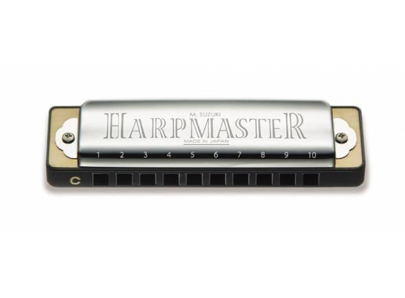 Harmónica diatónica /Harmónica diatónica  Suzuki Harpmaster MR-200 G