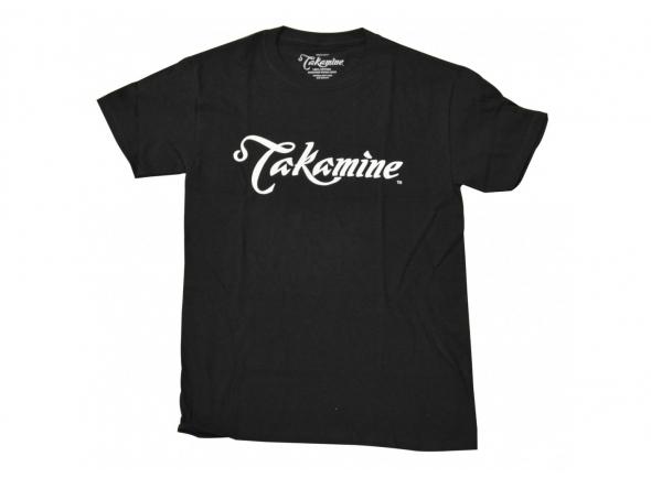 T-Shirt/T-shirts Takamine Black Small