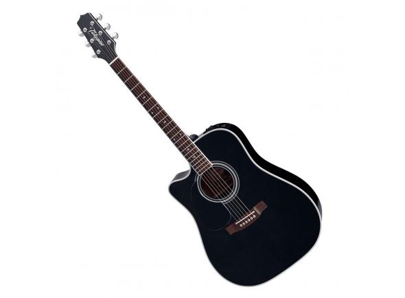 Guitarras acústicas para esquerdinos Takamine EF341SC-LH