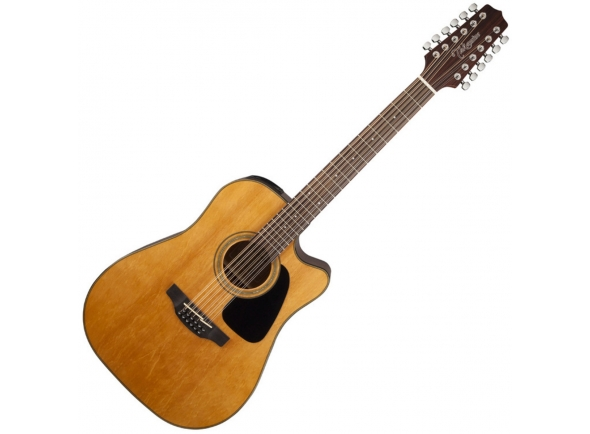 Guitarras Dreadnought Takamine GD30CE-12NAT