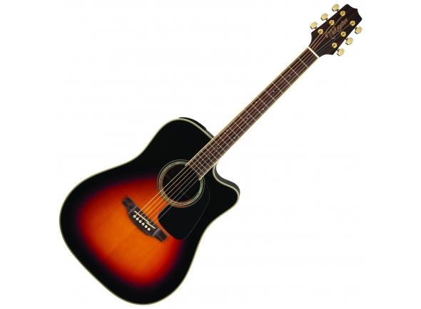 Guitarras Dreadnought Takamine GD51CE-BSB