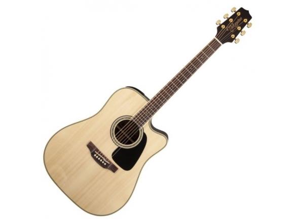 Guitarra Acústica eletrificada 4/4/Guitarras Dreadnought Takamine GD51CE NAT