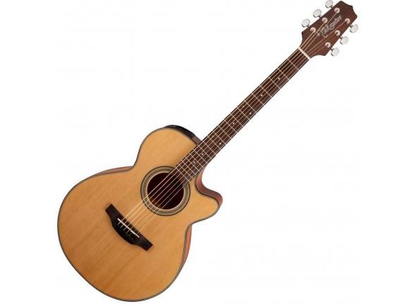 Guitarras clássicas eletrificadas Takamine GF15CE-NAT