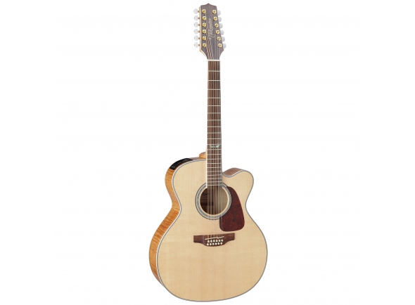 Guitarras acústicas de 12 cordas Takamine GJ72CE-12-Nat