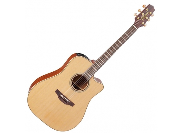 Guitarras Dreadnought Takamine P3DC