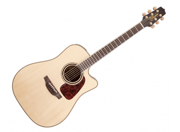 Guitarras Dreadnought Takamine P4DC
