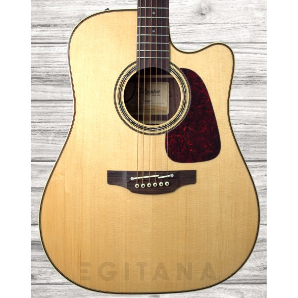 Guitarras Dreadnought Takamine P5DC