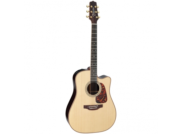 Guitarras Dreadnought Takamine P7DC