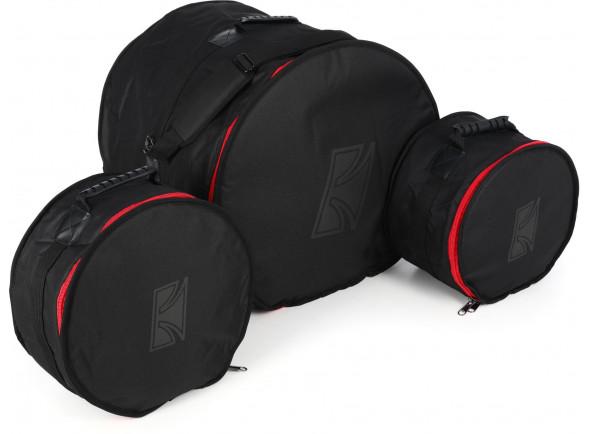 Acessório diversos para baterias acústicas Tama  Bag Set Club Jam Suitcase