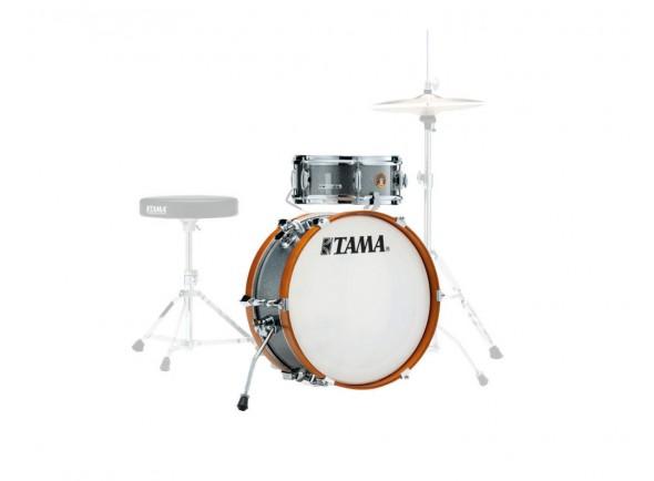Conjuntos de bateria sem ferragens Tama Club Jam Mini Kit -CCM