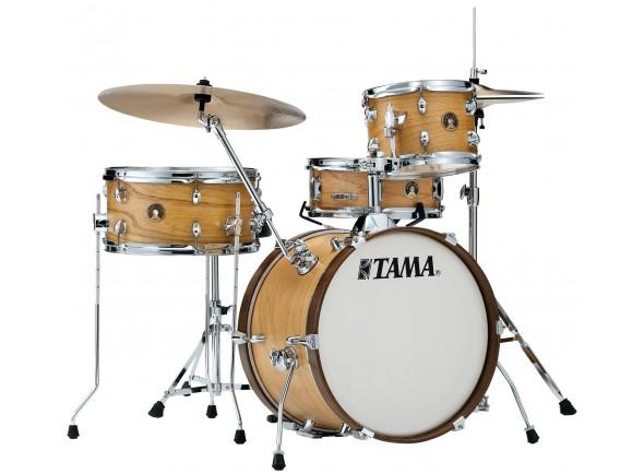 Conjunto de bateria completo Tama Club Jam Shell Set LJL48S-SBO Satin Blonde