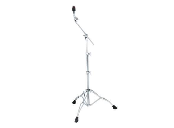 suportes de pratos com girafa Tama HC43BWN Stagemaster Single Braced Boom Cymbal Stand
