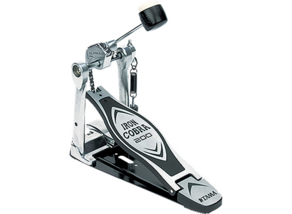Pedal de bombo simples Tama Iron Cobra HP200P Single Pedal