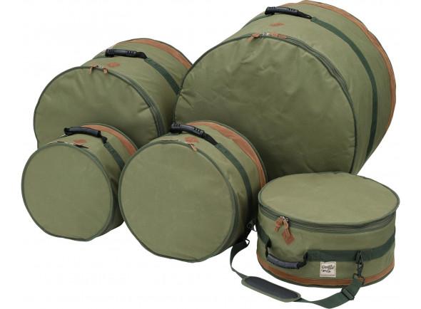 Bolsas para bateria acústica Tama  Power Pad Drum Bag Set MG