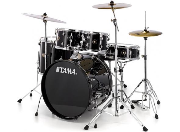 Conjunto de bateria completo Tama Rhythm Mate Standard BK 22