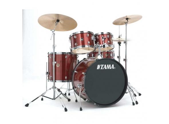Conjunto de bateria completo Tama Rhythm Mate Standard RDS 22