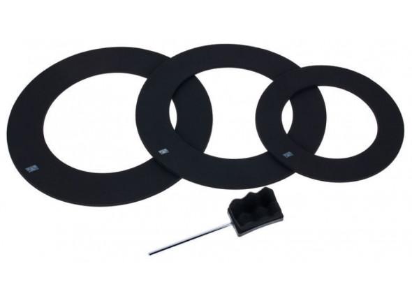 Conjunto de amortecimento para bateria/Abafadores e atenuadores Tama  SSRP48 Soft Sound Package