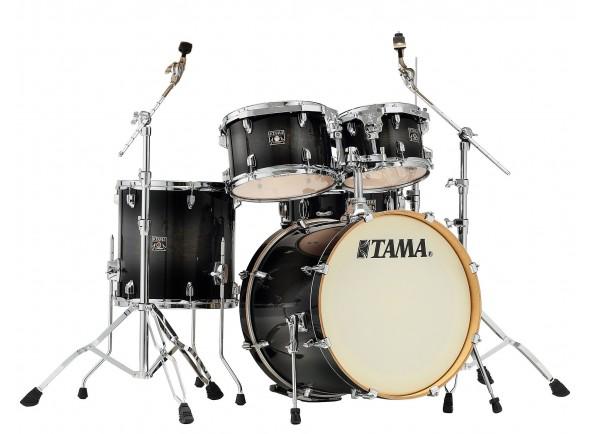 Conjuntos de bateria com ferragens sem pratos Tama Superstar Classic Kit 20 TPB