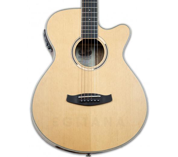 Guitarras Tanglwood Guitarra Acústica eletrificada 4/4/Guitarras Folk Tanglewood DBT-SFCE-OV