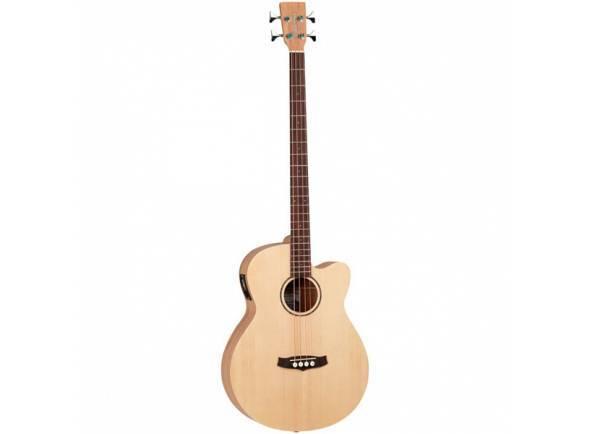 Guitarra Acústica eletrificada 4/4/Baixos acústicos e semi-acústicos Tanglewood ROADSTER TWR AB